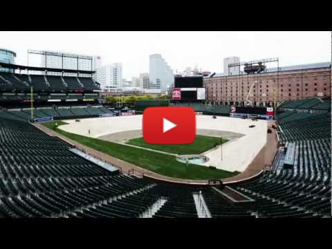 Turf Installation Baltimore Orioles